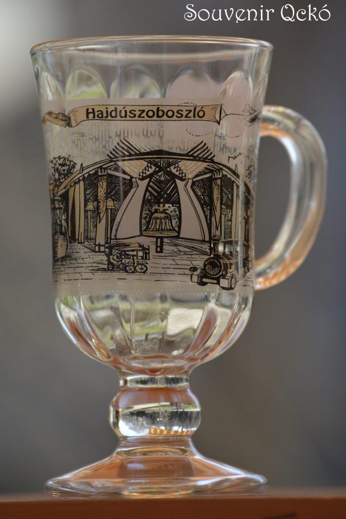 Capuccinos pohár