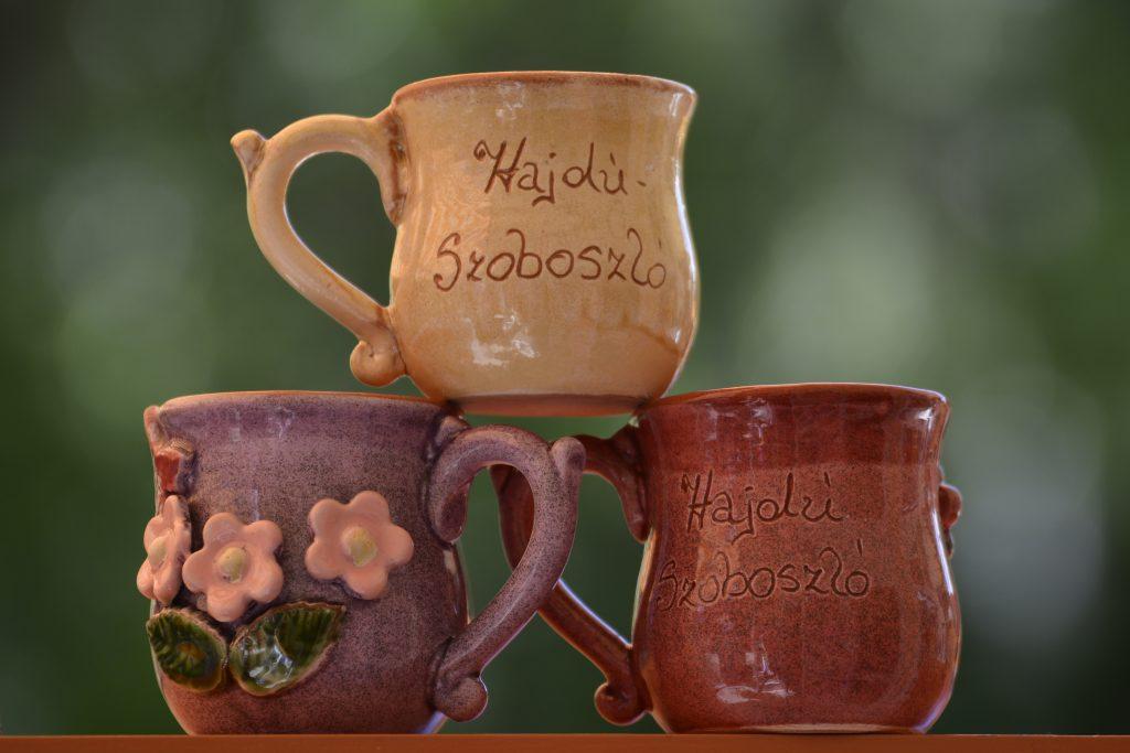 Hajdúszoboszlói kávés bögre