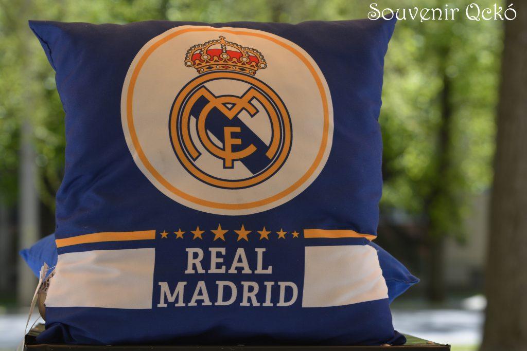 Real Madrid párna 34X34 cm